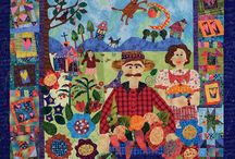Quilts - Whimsical and Fun! / by Debora Story
