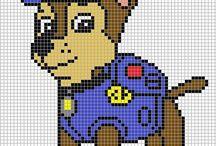 Pixel diagram