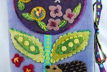 Felted wool projects / by Terri Chapman