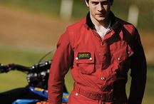 Barbour International / A look at our motorcycle heritage spanning over 75 years.  / by Barbour