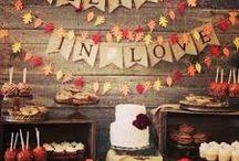 Bonfire Night Nuptials / Anyone having an autumn wedding?
