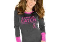 Touch Breast Cancer Awareness Collection / by Alyssa Milano