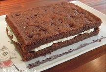 Chokoladekager