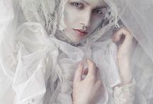 White photo artistry
