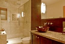 The Bath / These bathrooms are beautiful!