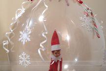 Elf on a Shelf Ideas / by Andrea Papalia