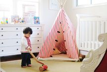 Dream nursery and baby rooms / Sky's the limit- get inspired by these beautiful nurseries and kids rooms!