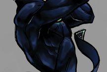 Chat Noir *-* <3