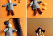 Bendy dolls