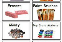 Classroom Organization / Classroom organization ideas for the busy teacher!