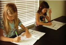 homeschooling ideas / by Jessica Oliver