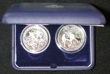 Numismatica / Numismatica varia per collezionisti di monete e intenditori del settore.