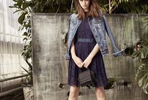 Spring Summer 2017 Women's Collection / A fashion trip from the desert dunes to the big city lights: Sisley's Spring Summer 2017 is a statement collection that blends a sporty attitude with ultra-feminine details, sophisticated outfits and tribal inspiration.