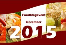 Foodblogevent december 2015