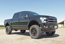 Ford Custom Trucks