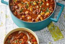 Kochen Eintöpfe / sehr lecker, die Suppe hat meinen Gästen sehr gut geschmeckt.