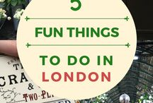 Lovely London: things to do