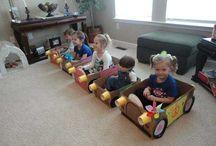 Çocuklar için Karton Kutudan Oyuncak Fikirleri / Çocuklar için Karton Kutudan Oyuncak Fikirleri http://www.dekordiyon.com/karton-kutudan-oyuncak-fikirleri/ #KartonKutuOyuncakFikirleri