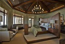 Bedrooms / by Cheryl Hankins Workman