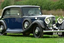 1930s Automobile