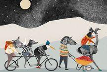 A bicyclette! / Slap! aime pédaler