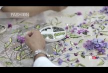 Making of haute couture
