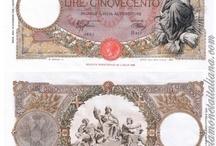 Com'erano le banconote!
