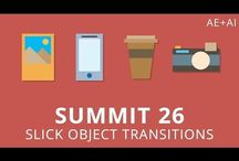 slick object transitions