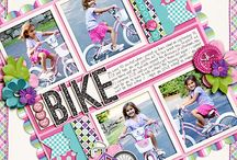Scrapbooking pages ideas / by Christiane Charbonneau