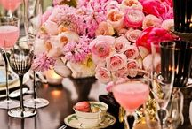 { tablescapes } / pretty tables, perfect settings  / by Katy Drumbakis