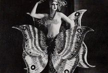 Show Girls / Art Deco Headdress Project