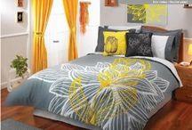 Bedroom ideas / by Heather Kite