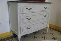 Mes Relooking de meubles / Mes bricolages déco, peinture etc...