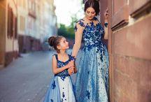 Mother&Daughter dress
