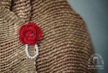I Design & Make | Brooch & Hair Clips
