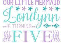 Lexie Mermaid Party