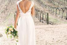 Robes de mariage rustique