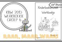 Kinderboeken week 2015