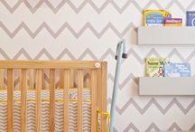 Papel de Parede - Kids / Flores, animais, listras... Os papéis de parede ajudam a criar a personalidade de cada quartinho, bem do jeito de cada criança. Vamos conferir?
