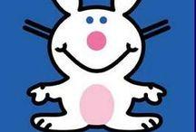 Happy Bunny  / by Tammy Gibson