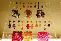Earrings by Corsi
