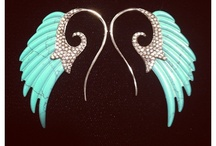 Cool earrings  / Pretty