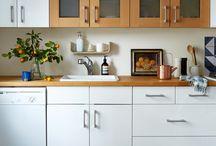 Cozinha / Venha se encantar com essas inspirações liiiiiiindas para sua cozinha.