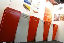Displays & furniture / Displays & furniture created with beMatrix frames.