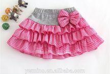 Małe spódniczki