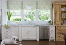 Window Treatments / by Faith Stringer