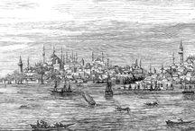 ENGRAVİNGS OLD ISTANBUL / TARİH