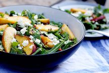 foods - healthy SALADS - move more / by Patrice C