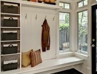 Mudroom / Got one to decorate soon.