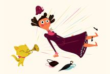 Illustration - Action / by Mat Hudson
